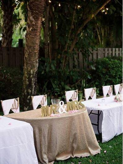Budget Tablecloth Ideas