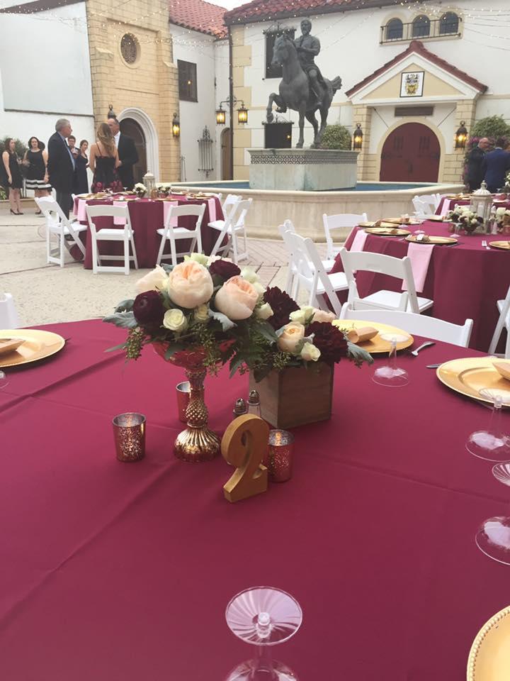 Fall Outdoor Weddings