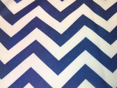 Chevron Navy, Ltd. Ed.