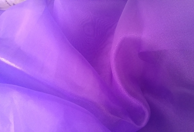 Organza Purple
